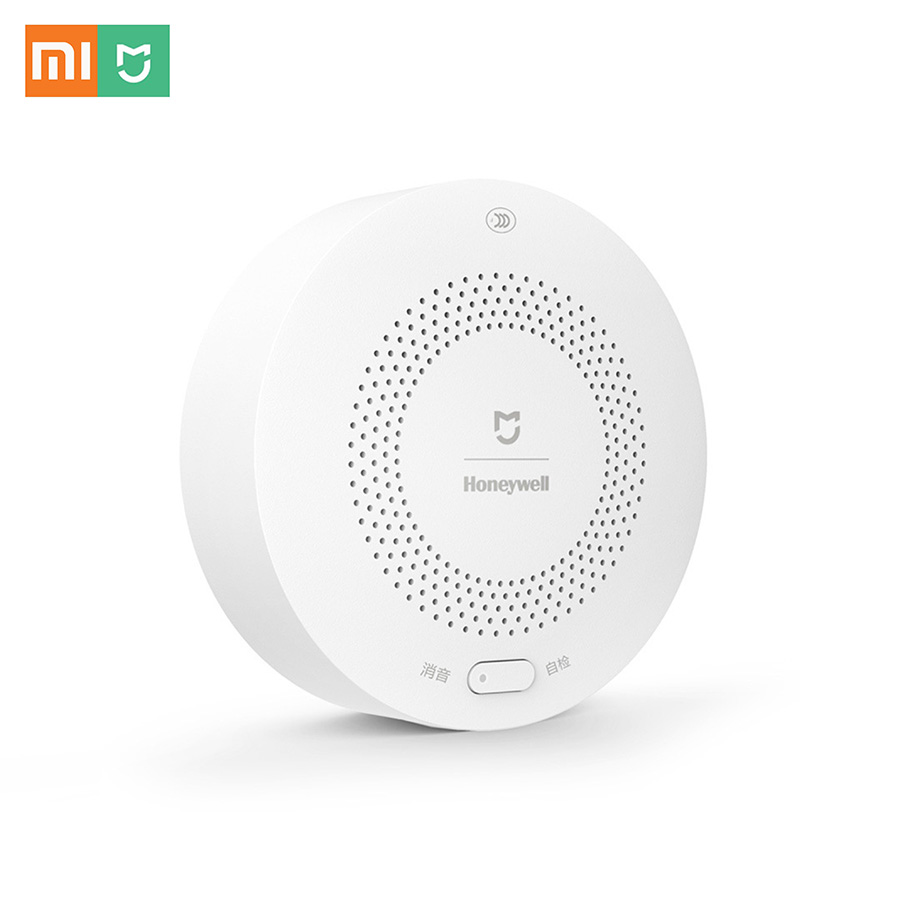 Xiaomi Mijia Honeywell Smart Gas Alarm CH4 Monitoring Ceiling Wall Mounted Easy Install Type Mihome APP