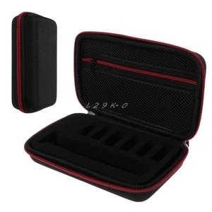 Image 2 - Schutzhülle Box Fall Beutel EVA Reißverschluss Reisetasche für Philips OneBlade Trimmer Rasierer Zubehör