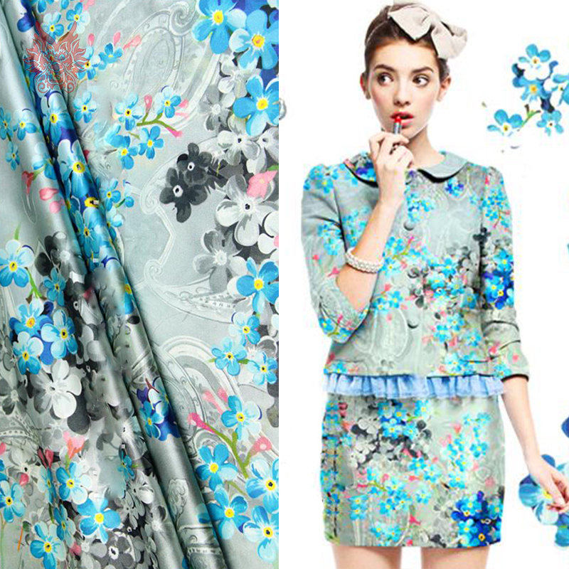 Online Get Cheap Floral Print Dress Fabric -Aliexpress.com ...