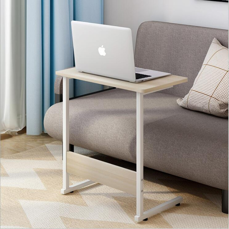 Modern Computer Desks Laptop Stand For Bed bureau meuble Study Table Home Office Commercial Furniture Sofa soporte laptop goplus modern simple laptop holder living room home end stand desk table notebook beside sofa bed home office furniture hw56969