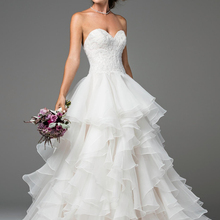 Loverxu Ball Gown Wedding Dress Bride Dress Bridal Gown