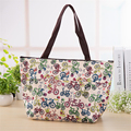New design handbag ice pack cooler bag men women kids baby pinic tote lunch box large breast-fresh milk  thermostat with warming