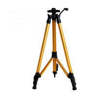 Aluminum Alloy Easel Stand Tripod Adjustable Height 51cm 153cm Painting Frame Lightweight Metal Sturdy Field Easel for Painting