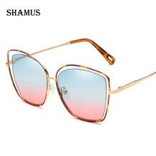 SHAMUS Escavar Óculos De Sol Dos Homens Top Moda UV Óculos Shades 2018  Retro Steampunk Óculos De Sol Do Vintage Senhora Voga Sol. 4af232eecc