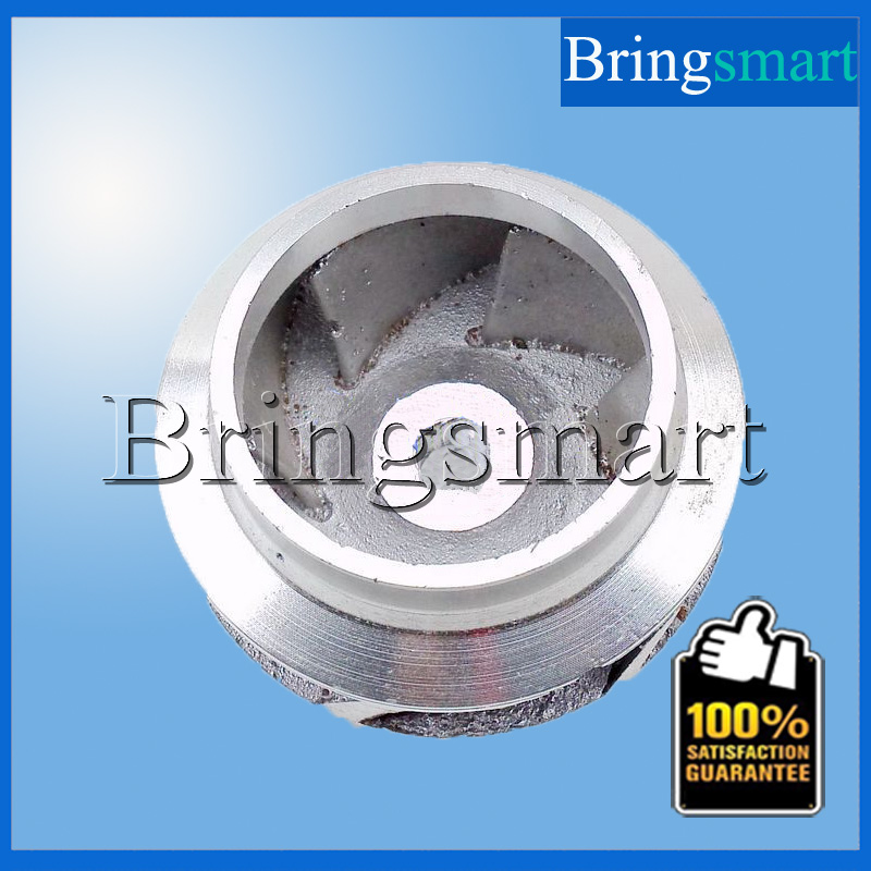 Free Shipping 2 inch QX Submersible Pump Aluminum Impeller Accessories  цены