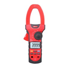 UNI-T UT207A 1000A Digital Clamp Meters Frequency Measure Multimeters Auto Range Capactance Resistance uni t ut220 2000a digital clamp meters measure multimeters auto range data hold lcd backlight resistance meters megohmmeter