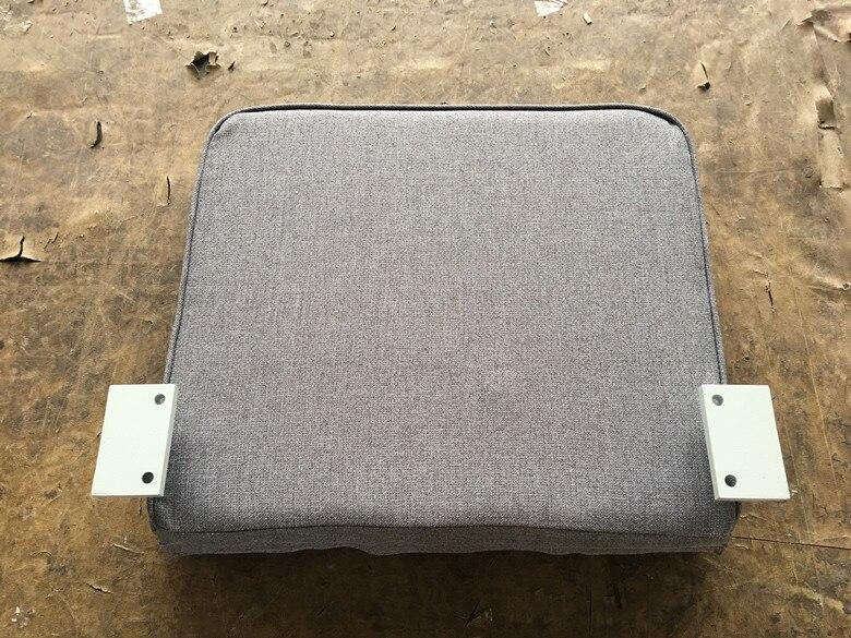 US $95 0 |folding wall seat for van motorhomes wall seat Van jump seat  SHUTTLE CHURCH SCHOOL RV CAMPER BUS VAN FOLD UP SPACE SAVER-in Seats,  Benches &