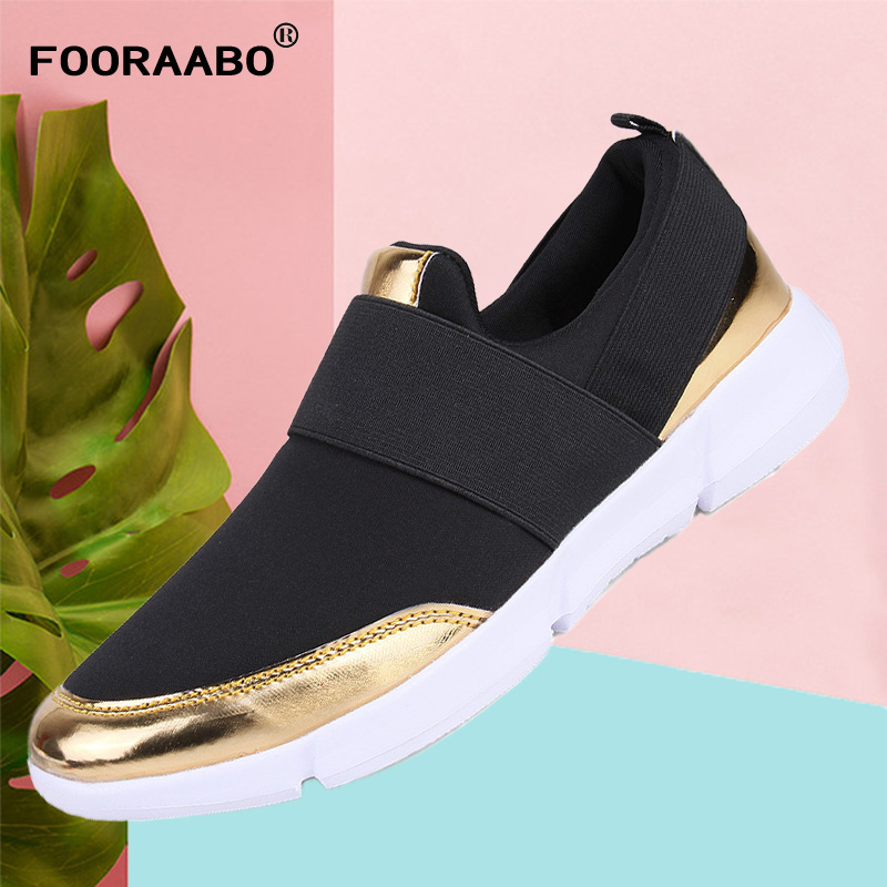 Brand Women Casual loafers Breathable Summer Flat Shoes Woman Slip on Casual Shoes New Zapatillas Flats Shoes Size 35-42 de la chance 2018 new fashion women casual shoes adults colorful women s flats shoes woman breathable harajuku flat plus size