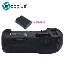 Mcoplus Venidice VD-D800 Vertical Battery Grip with 1pcs EN-EL15 Battery for Nikon DSLR D800 D800E Camera as MB-D12 as MK-D800
