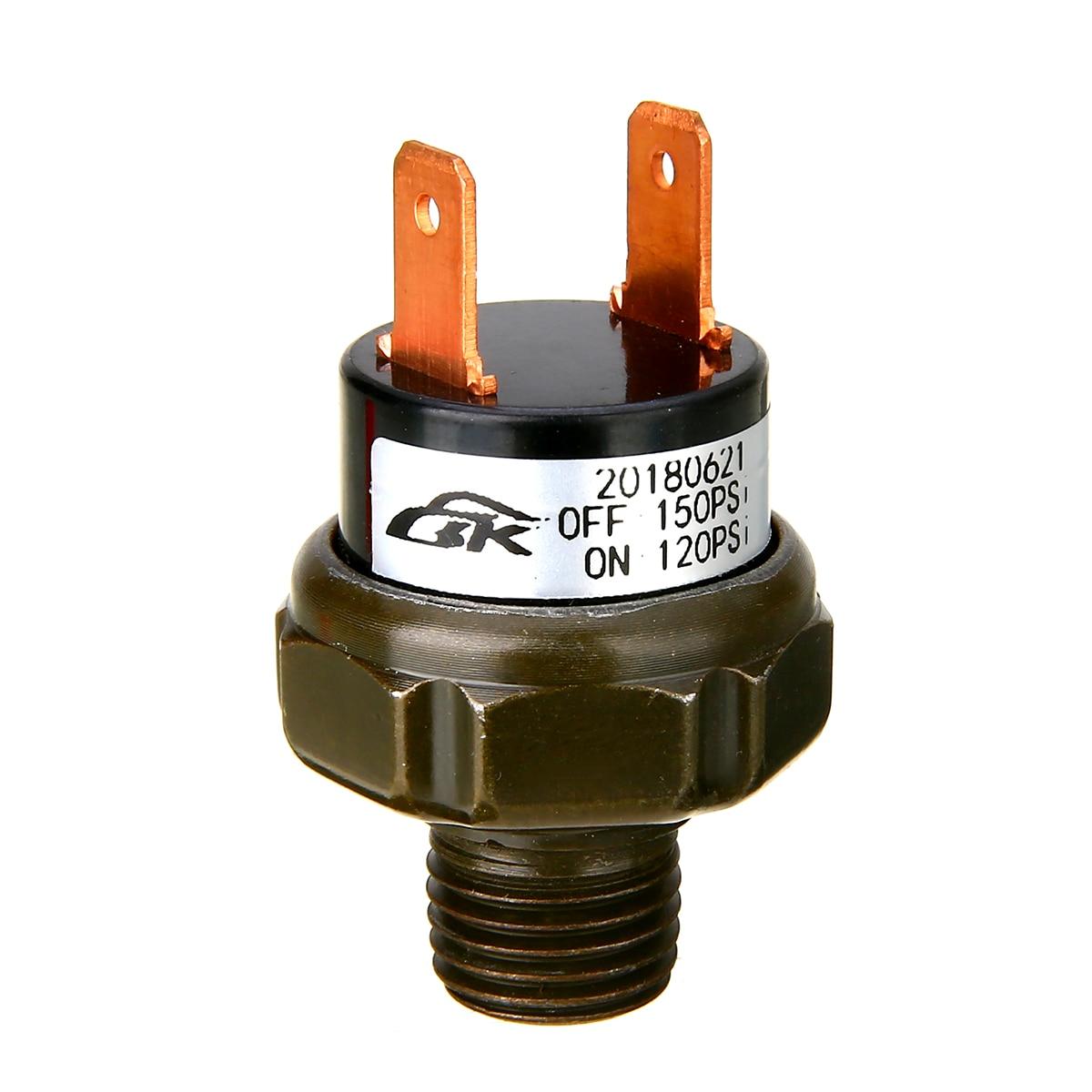 150 PSI 12V Pressure Switch for  Air compressor