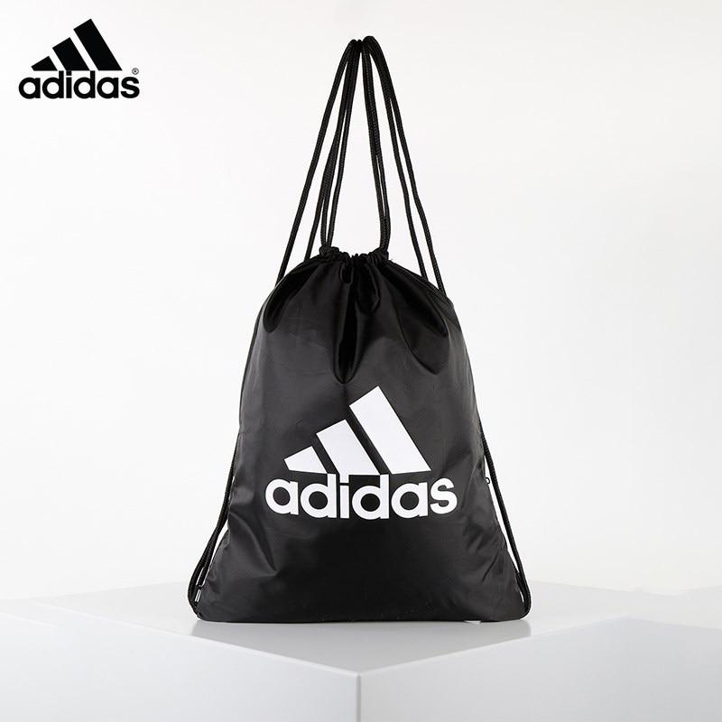ADIDAS performance logo gym Bag Black