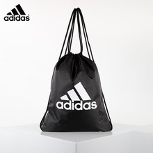 ADIDAS performance logo gym Bag-Black
