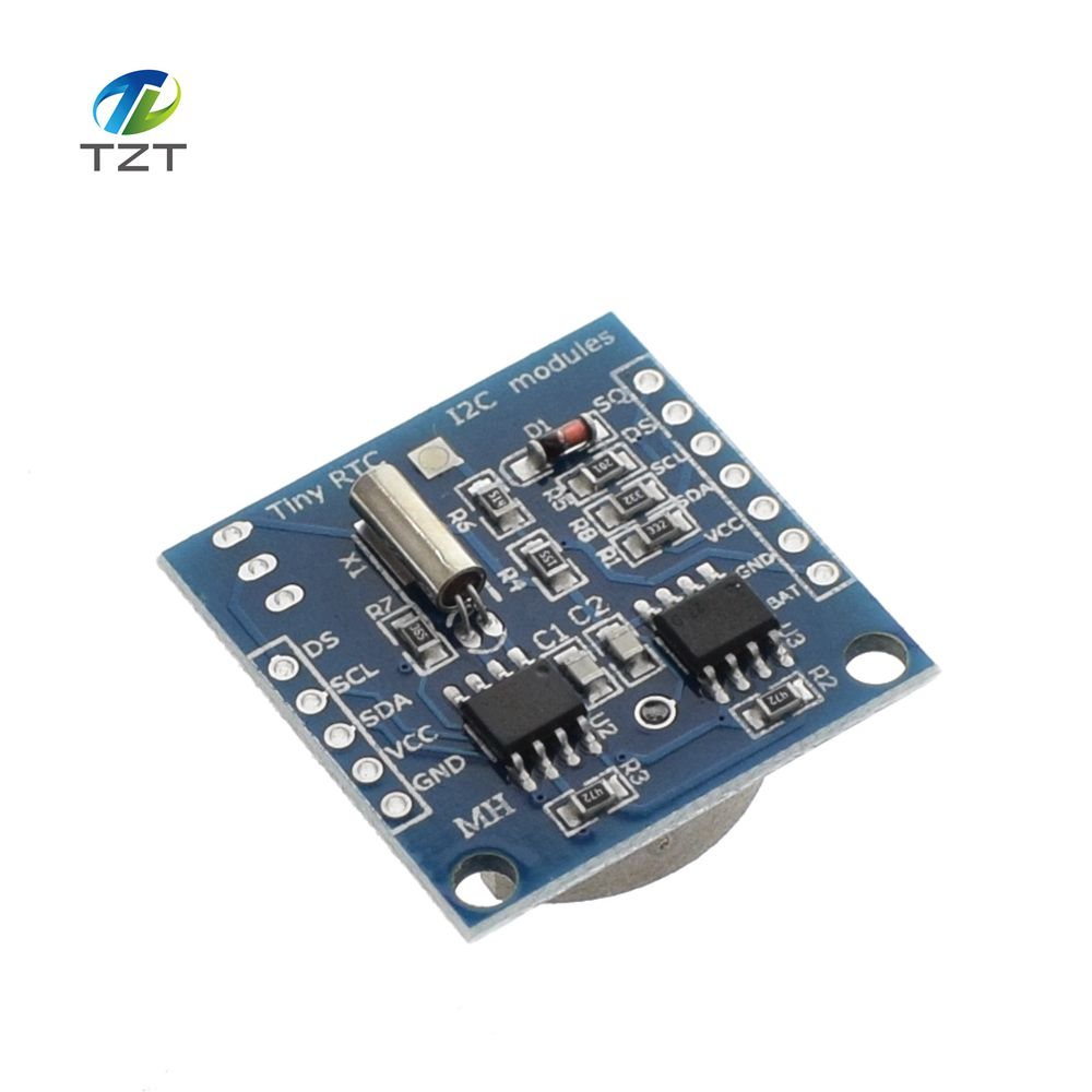 20PCS IC DS1307Z SOP8 RTC SERIAL 512K I2C Real-Time Clock