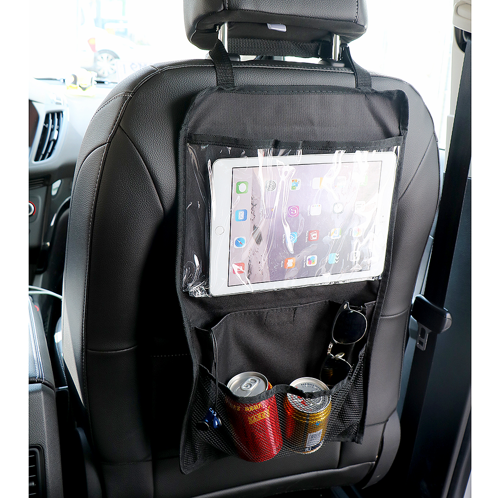Multi-use Car Back Seat Organizer Storage Bag For Tablet PC Stand iPad Holder Stowing Tidying Universal Car-stylingMulti-use Car Back Seat Organizer Storage Bag For Tablet PC Stand iPad Holder Stowing Tidying Universal Car-styling