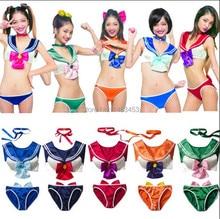 Лето стиль сейлор мун косплей аниме категория одежда сексуальное бикини нижнее белье ролевая единую