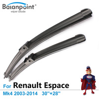 Wiper Blades for Renault Espace Mk4 2003-2014 30