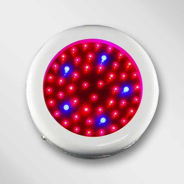 50*1w 50 LEDs UFO LED Light Color Ratio could be customized for plant growth