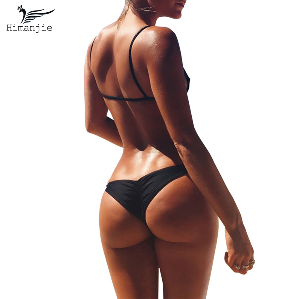 Brazilian tanga bikini 2016 swimwear women big bow thong bikini bottom sexy brazilian biquini bralette trajes de bano women brazilian tanga bikini 2016 swimwear women big bow thong bikini bottom sexy brazilian biquini bralette trajes de bano women