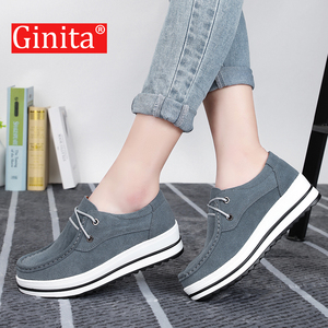Ginita Platform Shoes Woman Fl