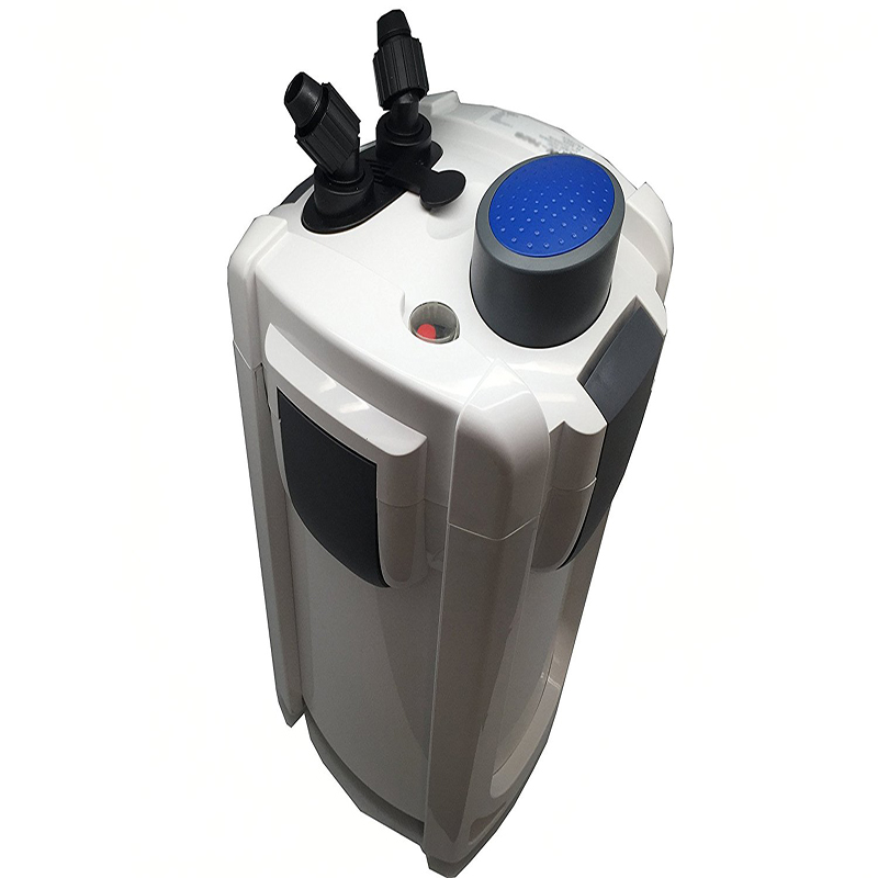 45W 2000L/h SUNSUN HW 704B 4 Stage External Aquarium Canister Filter with 9W UV Sterilizer for Fish Tank Outside Filter 525GPH