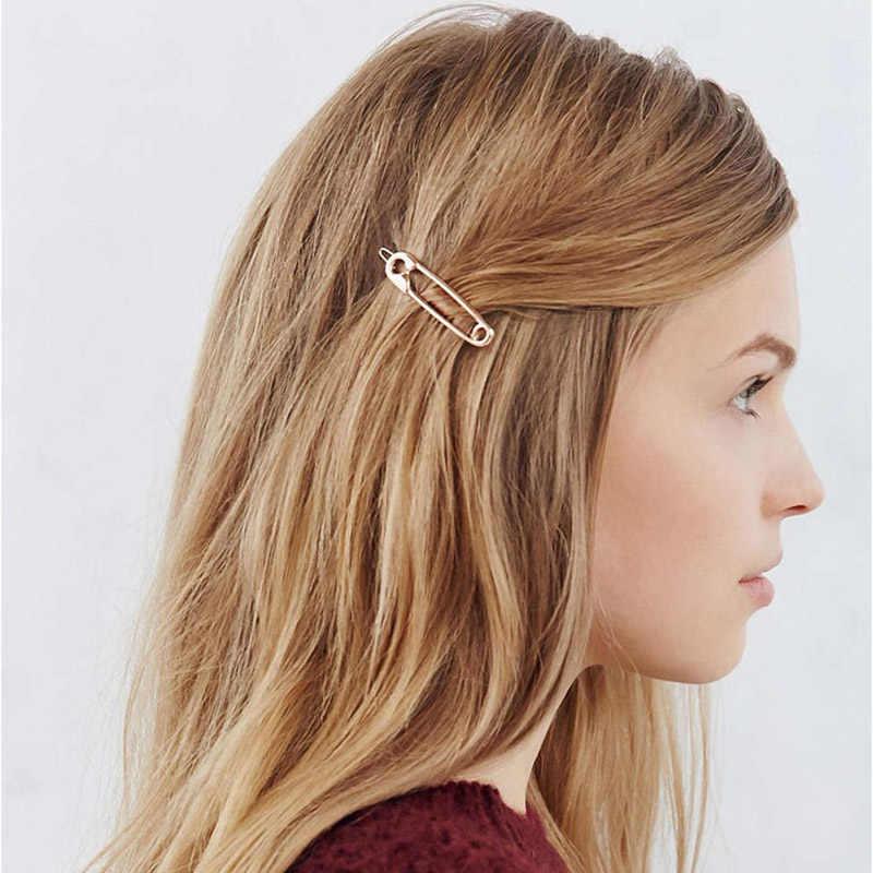 Bijoux exquis pince à cheveux diadème broche en métal forme ornements de cheveux décor femmes pince pour dames accessoires de cheveux de mariée