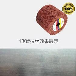 Полировка колеса песка disc180 # для стальных пятен для полировки поверхности на хорошем качестве