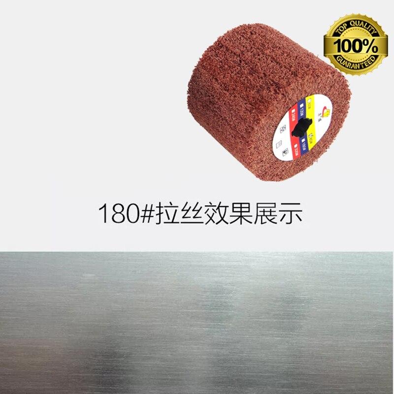 Roda de Lustro Disc180 para Stainles Aço de Areia para a Superfície de Polimento em Boa Qualidade