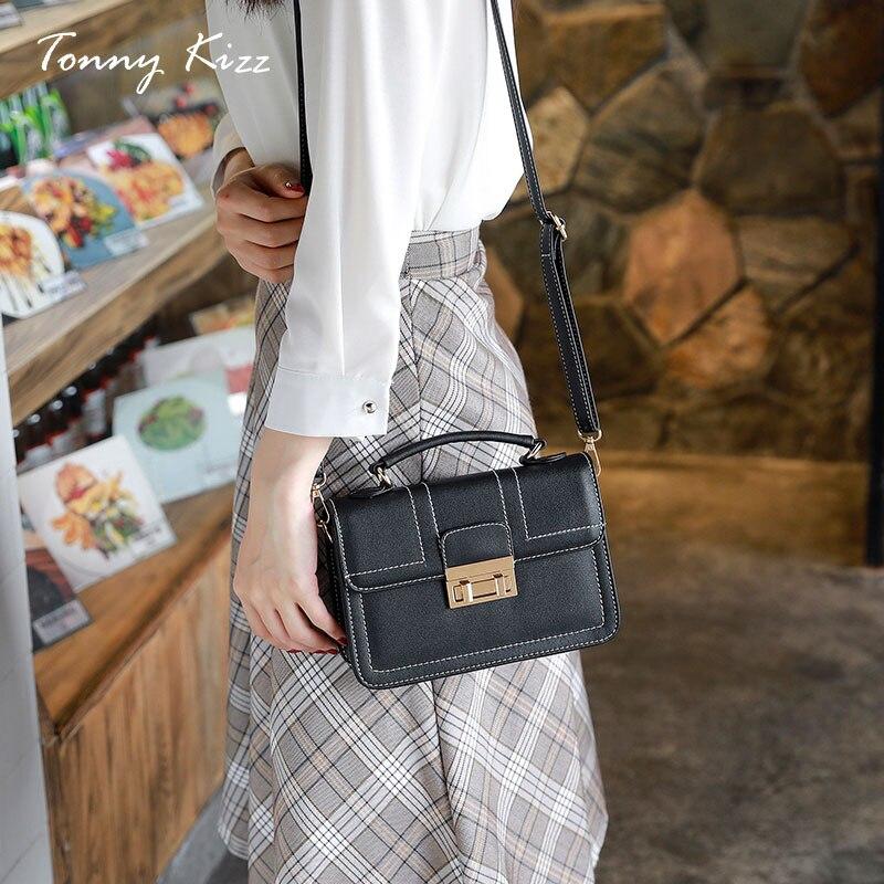 цена на New bags for women 2018 hot women handbags crossbody bags for women casual mini small square pack messenger shoulder solid bags