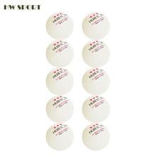 Huieson шарики для настольного тенниса 10 шт. мячи для настольного тенниса 3 звезды 2,8 г 40+ мм ABS пластиковый шар для обучения пинг-понгу