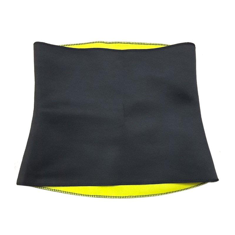 Gimnasio de las mujeres que adelgaza los cinturones de cintura Neopreno Body Shaper Entrenamiento Corsés Cincher Trainer Promover sudor Body
