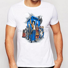 Doctor Who Men's T-Shirt