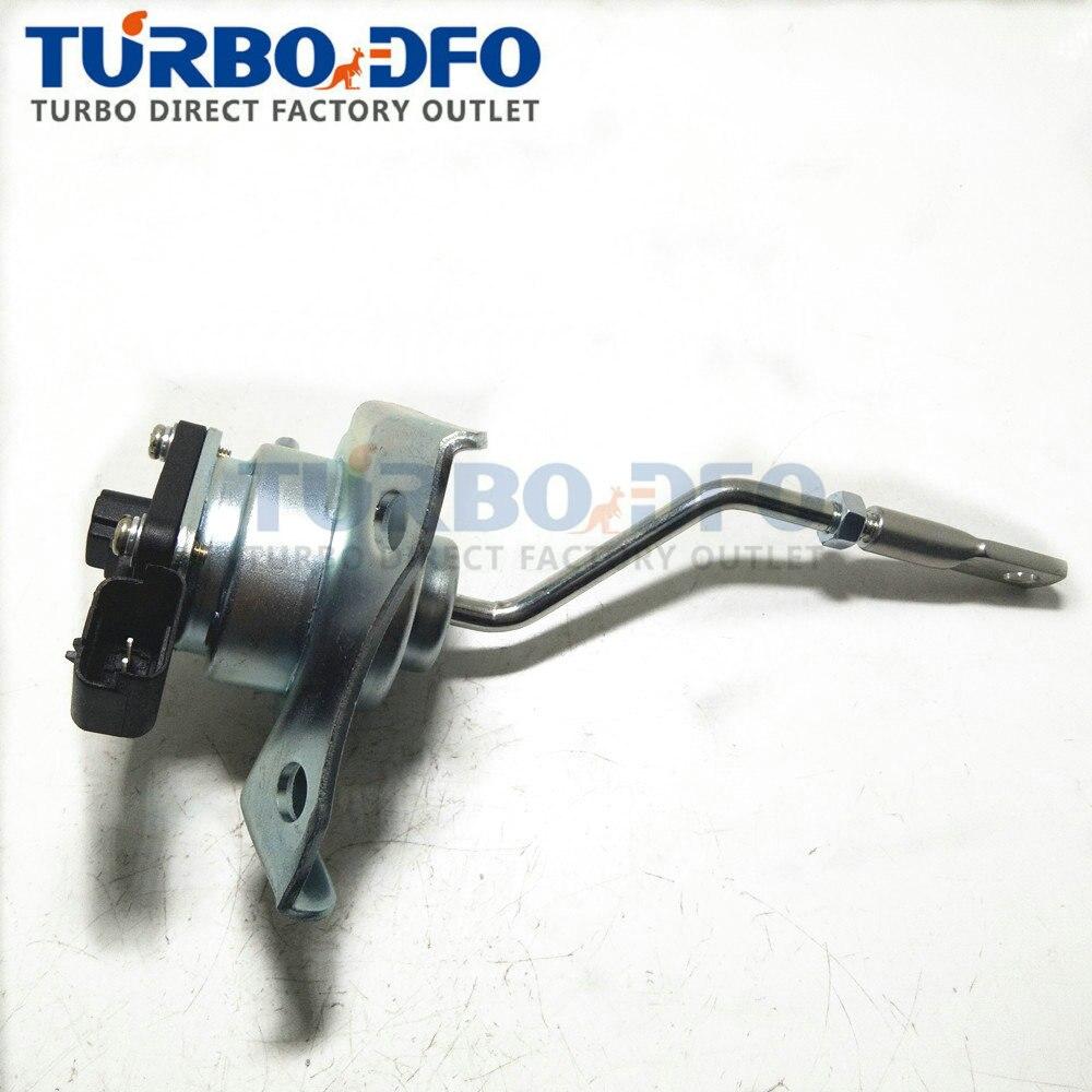 TD02 Turbo Electronic Actuator Vacuum Turbine 0375Q9 49373-02013 For Peugeot 207 2008 208 308 68HP 92HP 1.4 DHI 68 FAP DV6ETED4