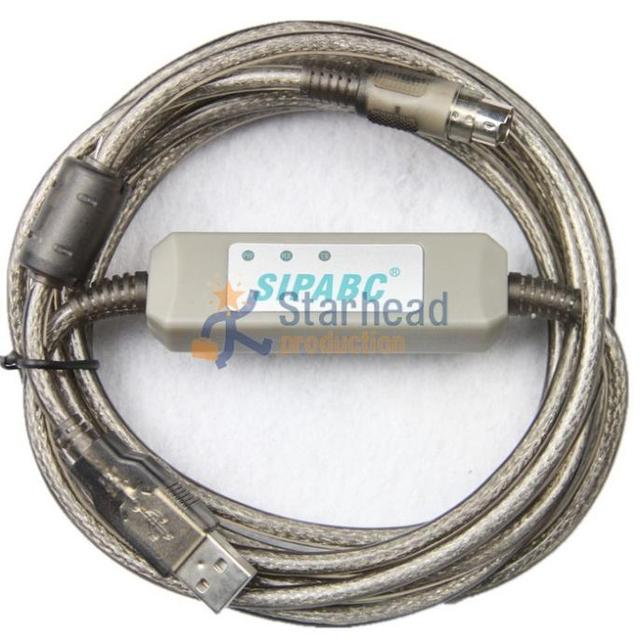 Enhanced Smart USB 1761 CBL PM02 Programming Cable for Allen Bradley ...