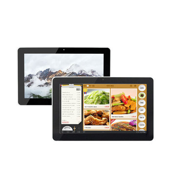 Widely used 15.6 inch resistance touch screen industrial pc all in one