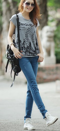 Images of Cuffed Jeans Women - Fashion Trends and Models