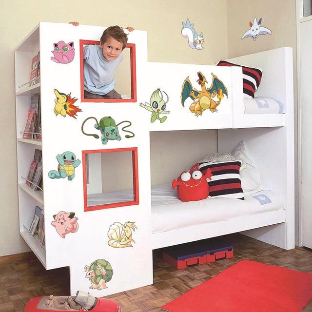 Comprar pokemon ir pegatinas de pared para for Proveedores decoracion hogar