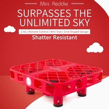 Mini Drone Shatter Resistant Quadcopter Rc Helicopter Nano Dron Quadrocopter Flying Toys For Kids DHD D3 Reddie Copter Cx-10 H36