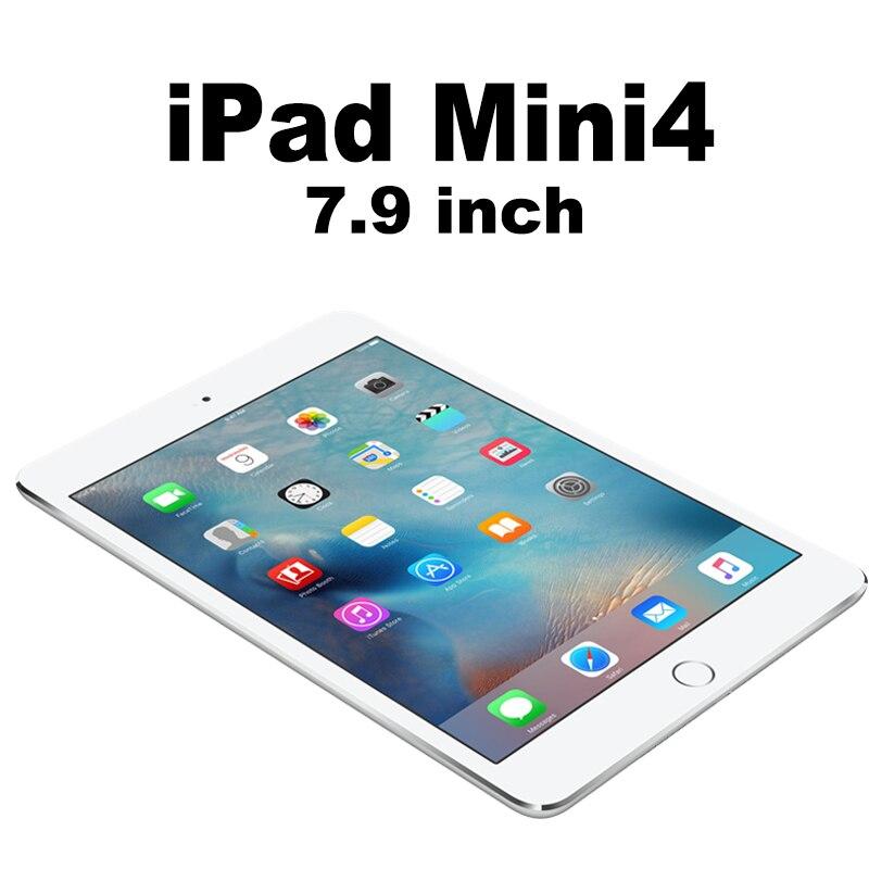 Apple iPad Mini4 with WiFi 128GB 7 9 inch Retina Display Apple Table