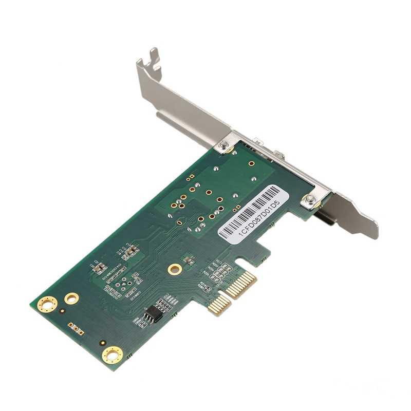 Network Card For Intel I210 Chip 1G Gigabit Ethernet/Network Card  (NIC),Single RJ45 Port,PCI Express 2 1 X1