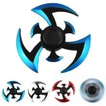Naruto Fidget Vinger Spinner Darts Metal Hand Spinner