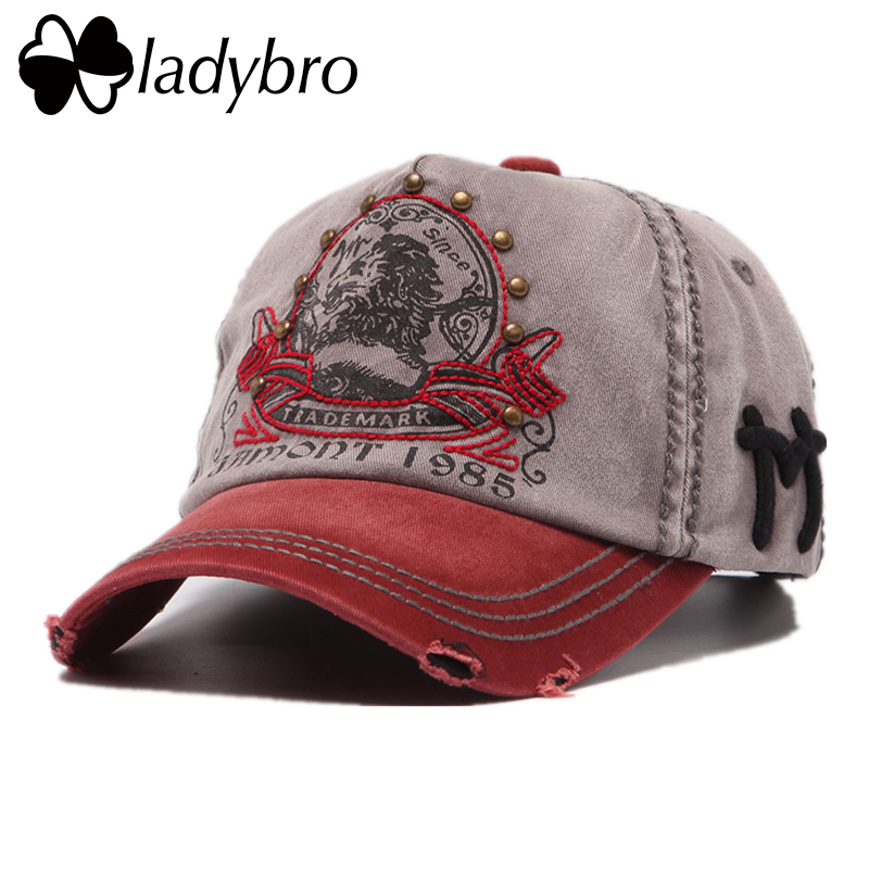 Ladybro Men Hat Cap Women Casquette Female Baseball Cap Male Bone Adjustable Fashion Letter Hip Hop Fitted Cap Snapback Bone wholesale spring cotton cap baseball cap snapback hat summer cap hip hop fitted cap hats for men women grinding multicolor