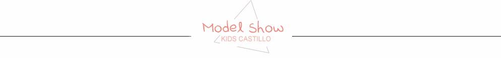 KIDS CASTILLO Model Show