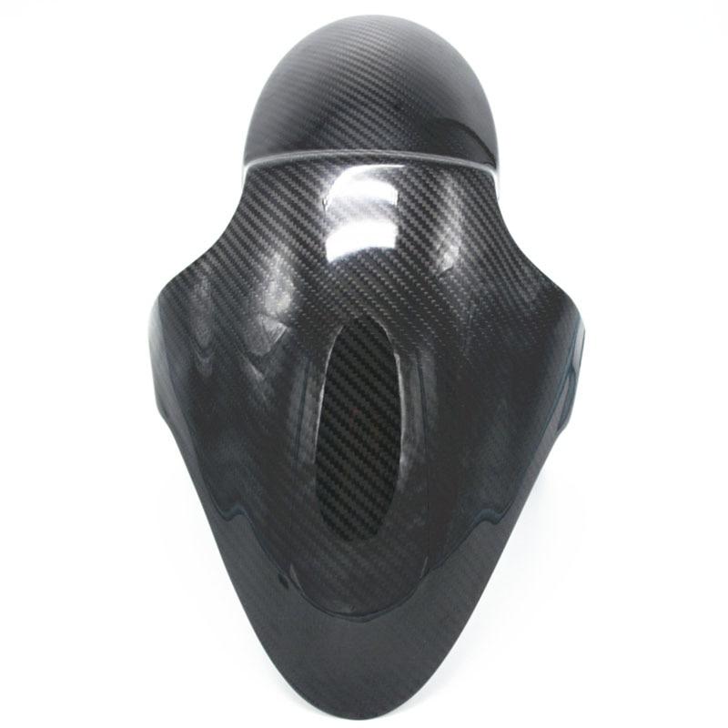 Переднее Крыло Для Ducati Уличный Боец Полный Углеродного Волокна 100% Защиты