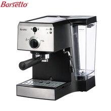 Barsetto BAA627B 220 В 1050 Вт Кофе машины Кофе эспрессо для бытовой ЕС