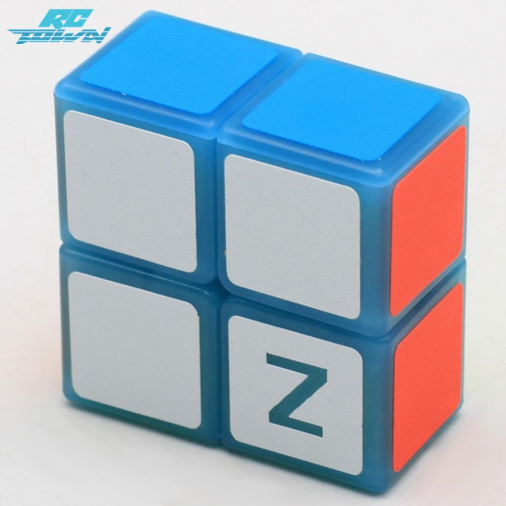 RCtown 2nd Puzzle Speed Cubes Simple High Grade Speed Puzzle Cube Intellectual Development Smart Cube Toy zk25