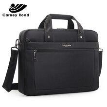 Brand Business Men's Briefcase 15.6 inch Laptop bag Document