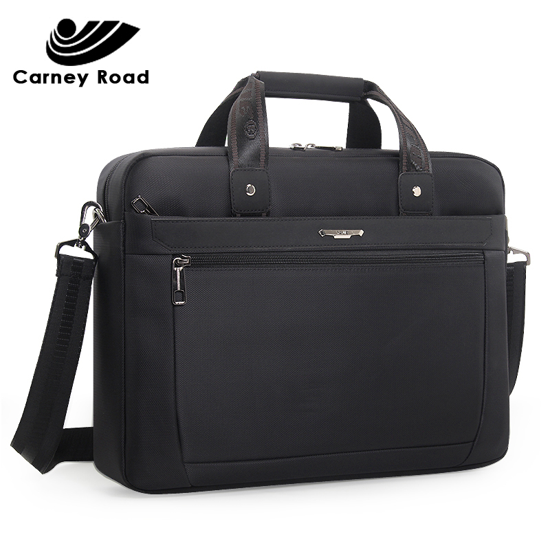 Brand Business Men's Briefcase 15.6 Inch Laptop Bag Document Handbag Casual Men Messenger Shoulder Bag Office Bag For Men