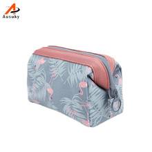 2017 New Design Portable Cosmetic Bag Travel Cosmetics Bag Trousse De Maquillage Necessaire Women Waterproof Toiletry Kits 45