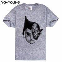 Anime Super Robot Astro Boy T Shirt Design Men T Shirts Digital Printing 100 180 Gsm