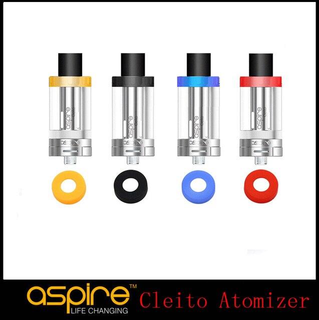 Mais novo!!! original aspire cleito kit tanque atomizador 3.5 ml clearomizer tanque pirex 0.2ohm 0.4ohm sub ohm atomizador tanque (1 pc aa)